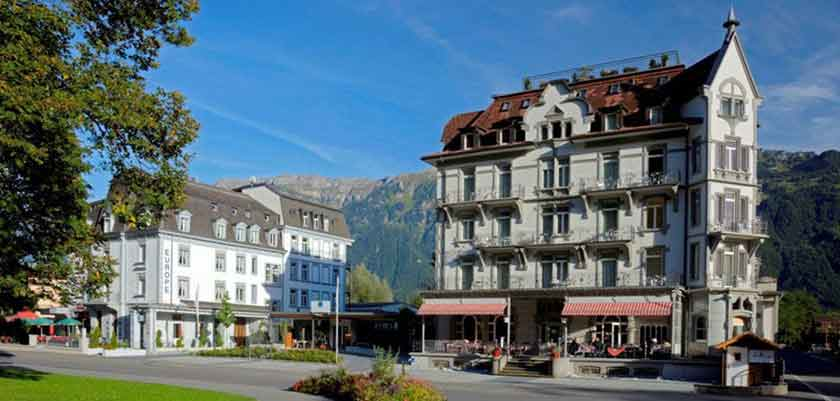 Hotel Carlton-Europe, Interlaken, Bernese Oberland, Switzerland - hotel exterior.jpg